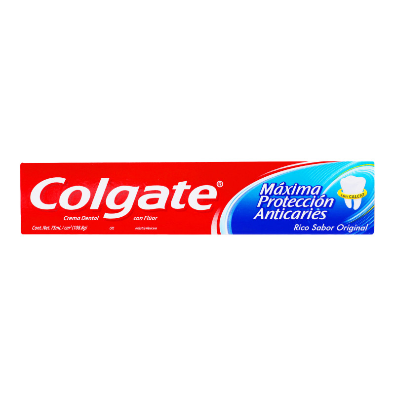 CREMA DENTAL COLGATE TRIPLE ACCION X 60 ML